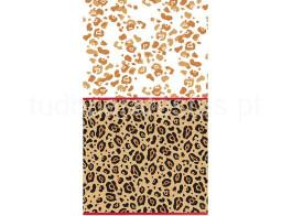 selva leopardo toalha