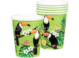 tropical tucano copos
