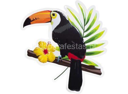 tropical tucano decoraçao