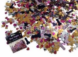 despedida de solteira confettis willy
