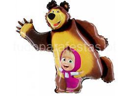 masha balao masha e urso