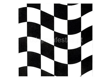 veiculos guardanapos pequenos xadrez
