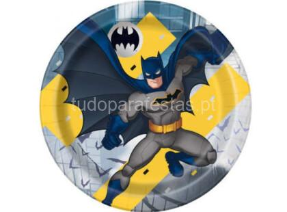batman pratos grd