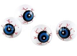 halloween olhos