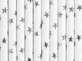 palhinhas estrelas prateadas2