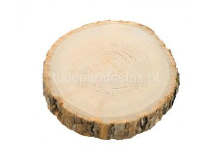 base madeira 17x2cm