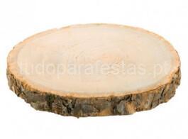 base madeira 24x2cm