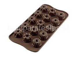chocolate molde fantasia