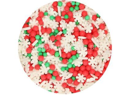 natal confettis açucar 60g