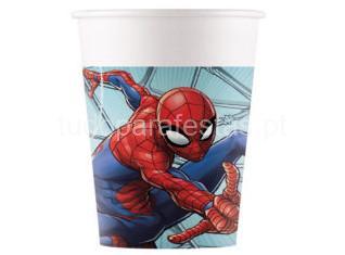 Homem aranha copos 2