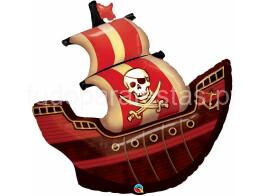 Pirata Balão Barco