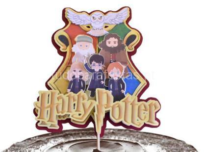 harry potter topo