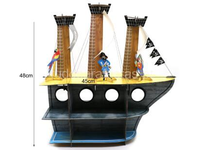 pirata cake stand