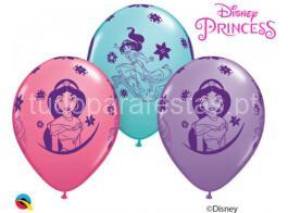 princesas balao jasmine