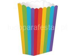 arco iris caixa doces