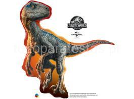 dinossauro balao raptor