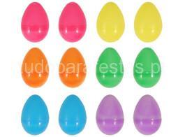 pascoa ovos 6cm 12unid