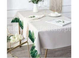 tropical toalha folhas120x180