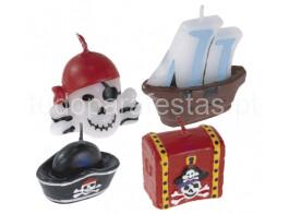 pirata velas