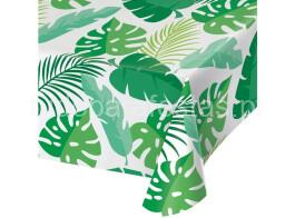 selva toalha folhas adao