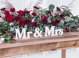 casamento Mr & Mrs madeira