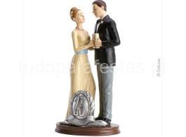 casamento noivos 25anos