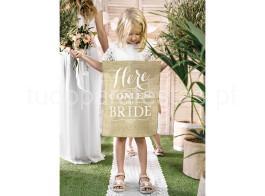 casamento placa entrada noiva