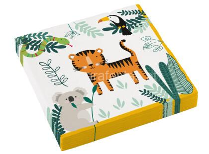 selva get wild guardanapos