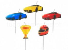 veiculos velas carros racing
